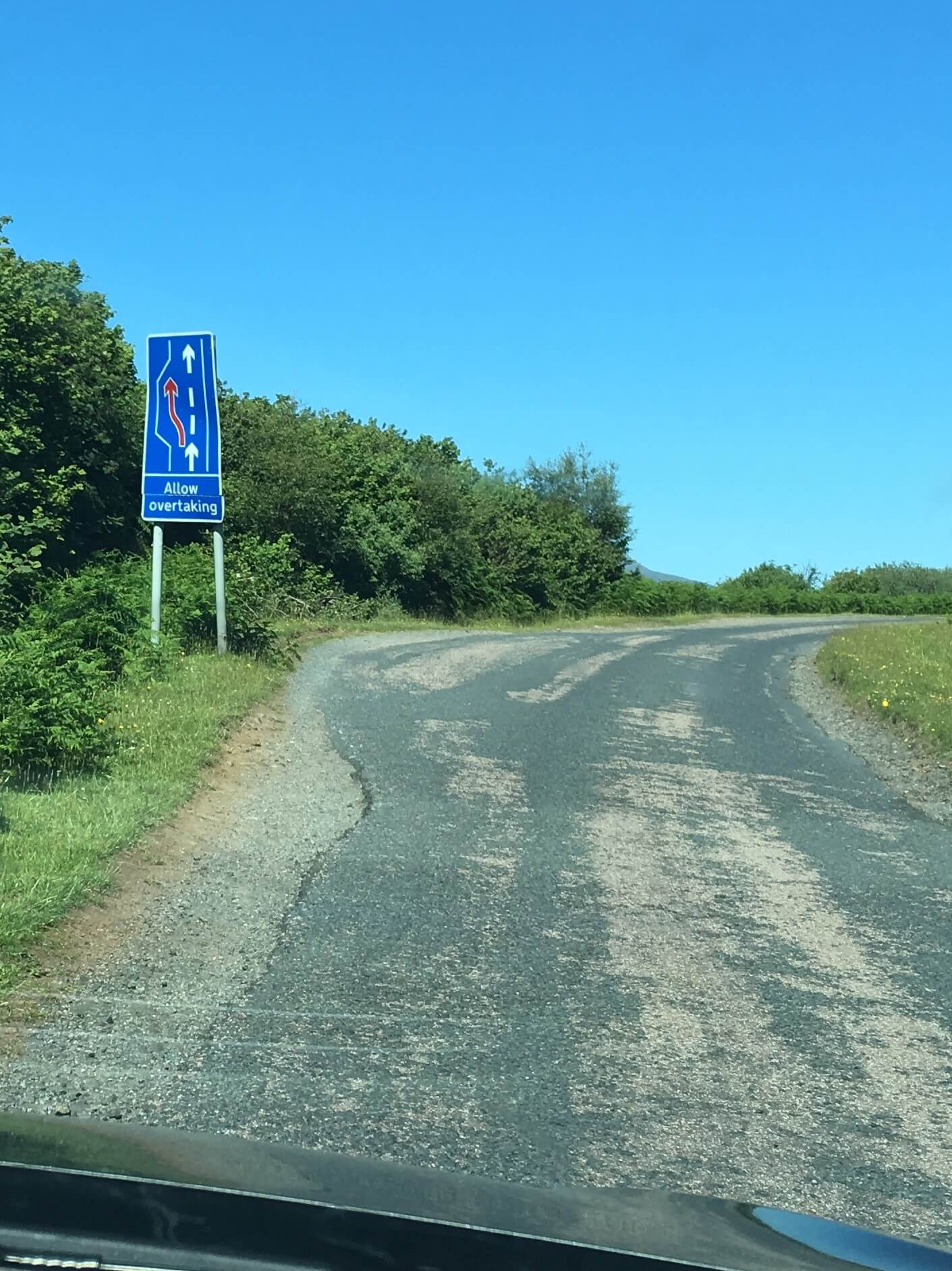 Read more about the article 50 Miles on a Single-track Road